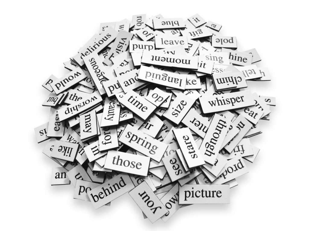 IELTS Writing how many words